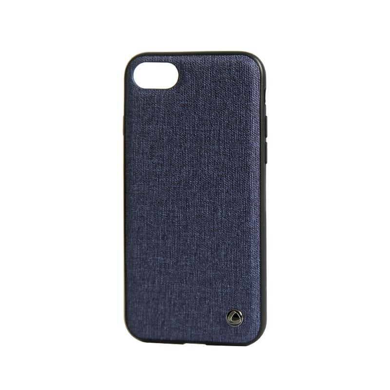 Carcasa iPhone 8 / 7 Occa Empire II Navy (margine flexibila)