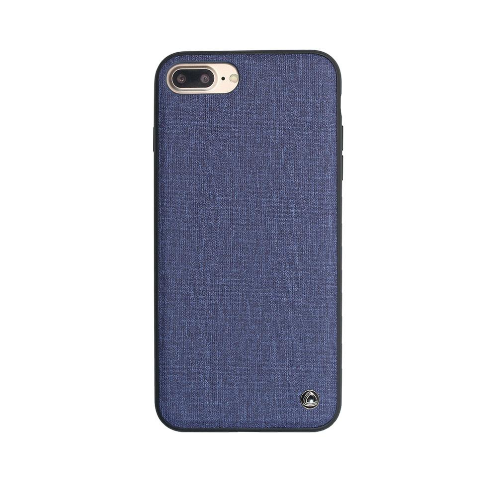Carcasa iPhone 8 Plus / 7 Plus Occa Empire II Navy (margine flexibila)