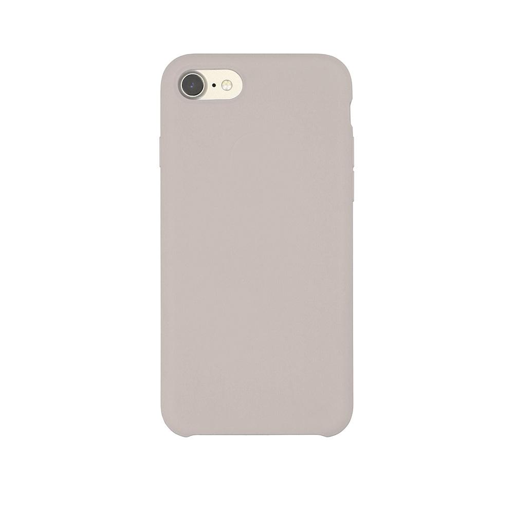 Carcasa iPhone 7 Just Must Liquid Silicone Stone