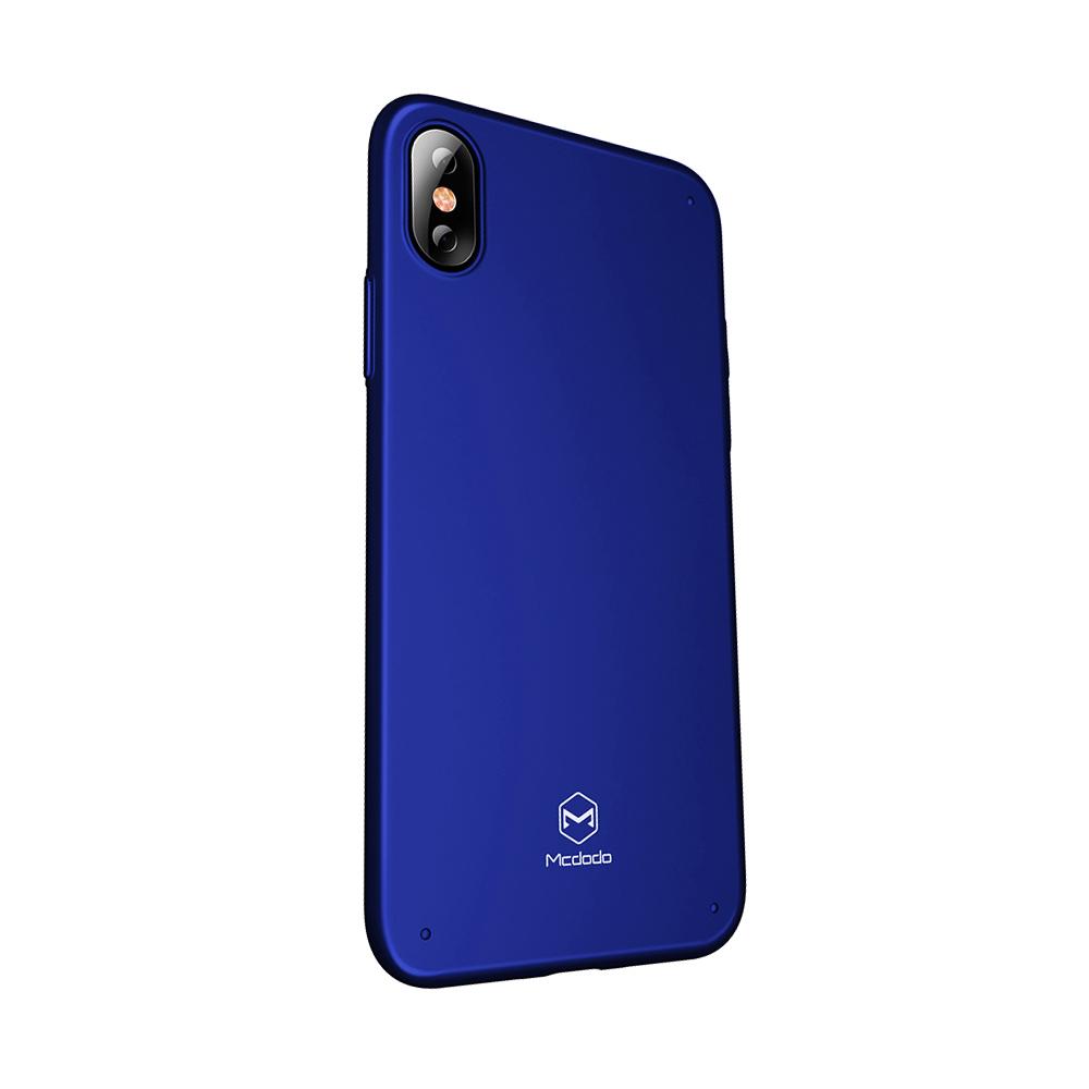 Carcasa iPhone X / XS Mcdodo Super Vision Grip Blue