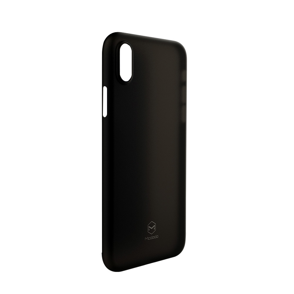 Carcasa iPhone X / XS Mcdodo Ultra Slim Air Black (0.3mm)