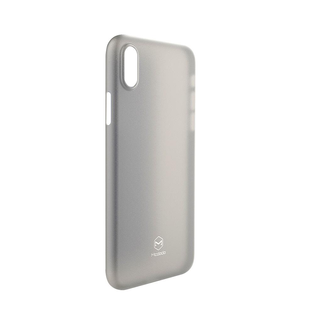 Carcasa iPhone X / XS Mcdodo Ultra Slim Air Clear (0.3mm)