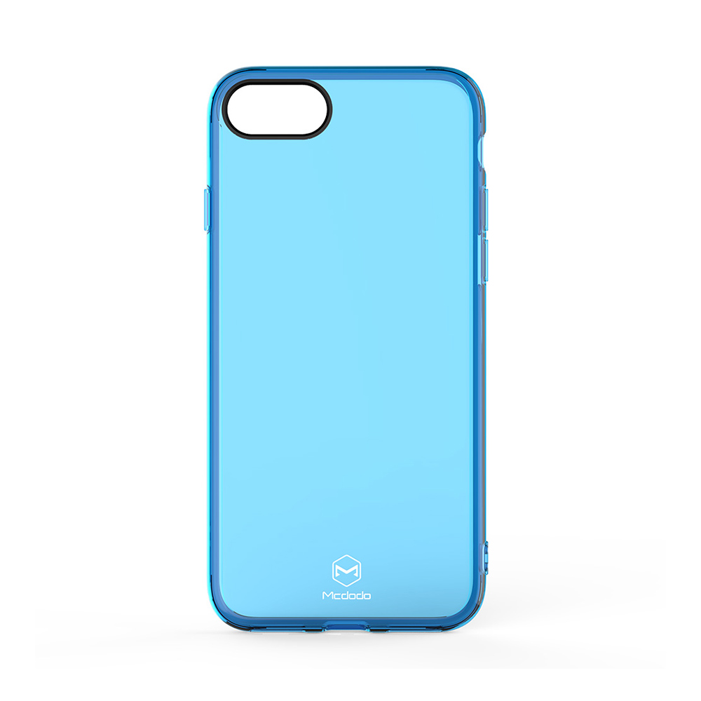 Carcasa iPhone 8 / 7 Mcdodo Crystal Pro Blue