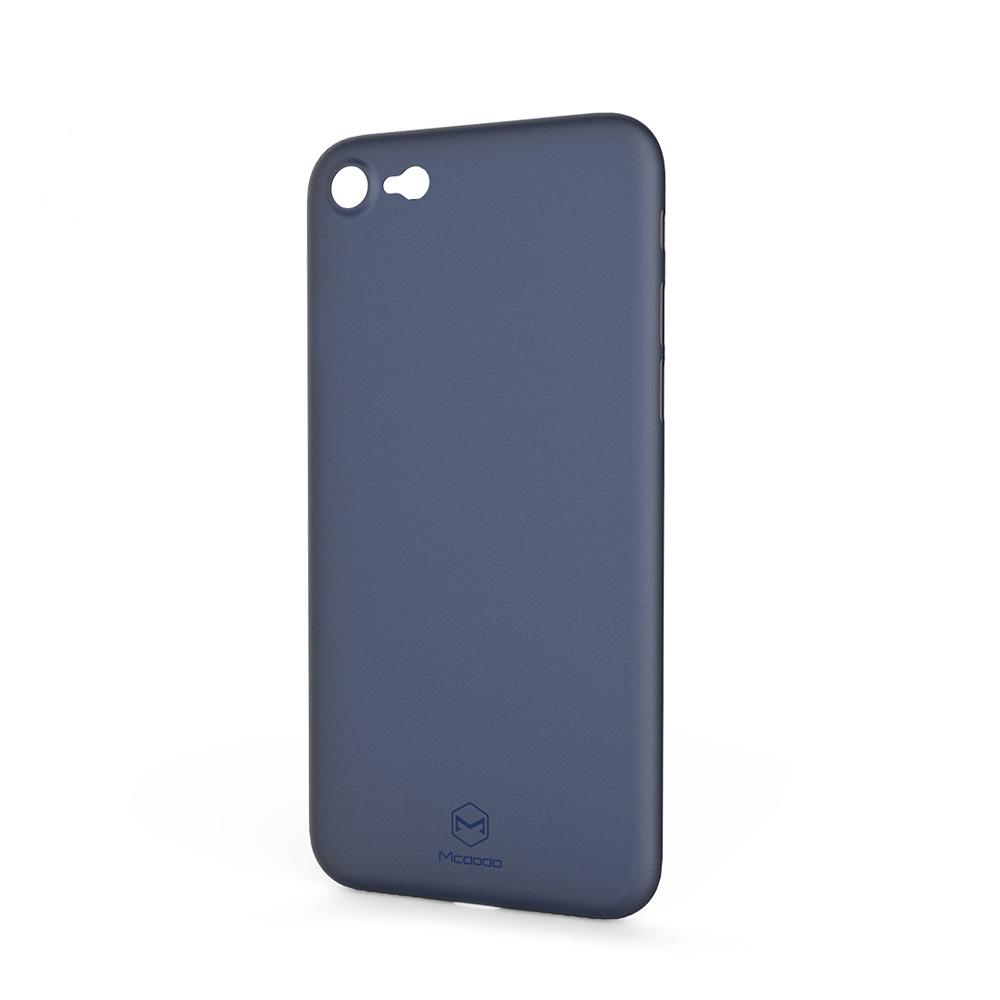 Carcasa iPhone 8 / 7 Mcdodo Ultra Slim Air Blue (0.3mm)
