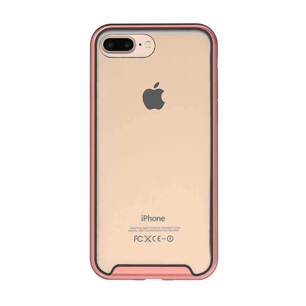 Carcasa iPhone 8 Plus / 7 Plus Comma Urban Rose Gold