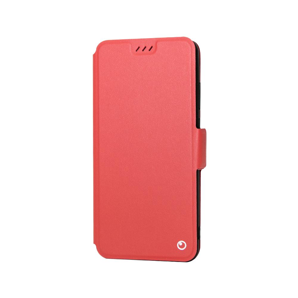 Husa Huawei P20 Lemontti Book Elegant Rosu
