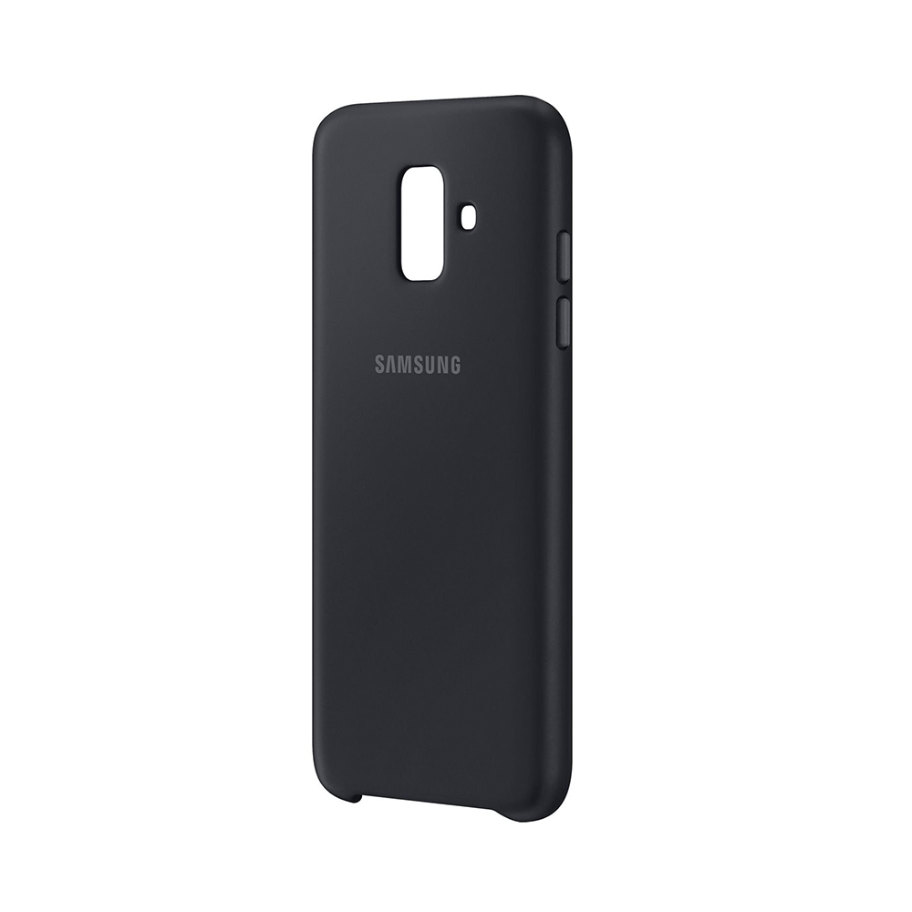 Carcasa Samsung Galaxy A6 (2018) Samsung Dual Layer Cover Black