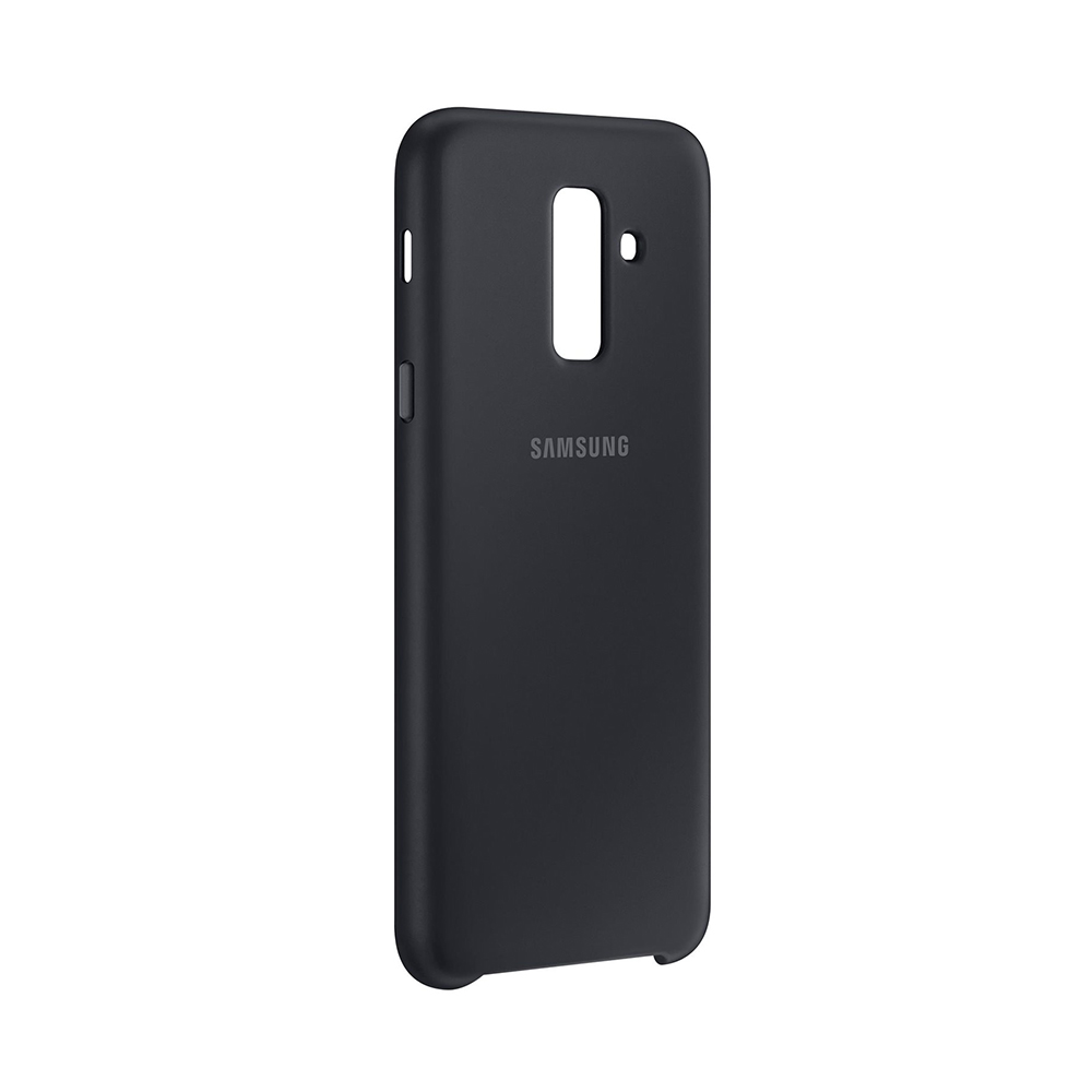 Carcasa Samsung Galaxy A6 Plus (2018) Samsung Dual Layer Cover Black