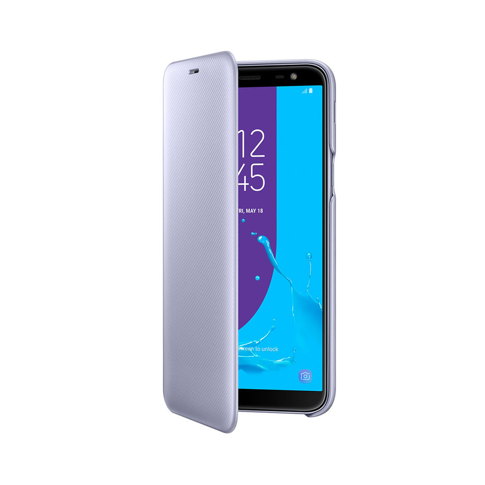 Husa Samsung Galaxy J6 (2018) Samsung Book Wallet Cover Lavender