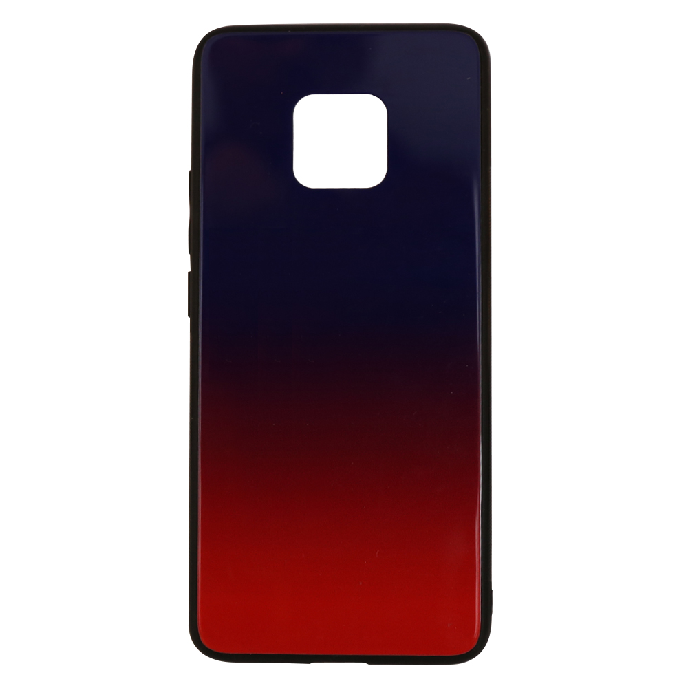 Carcasa Sticla Huawei Mate 20 Pro Just Must Glass Gradient Blue-Red