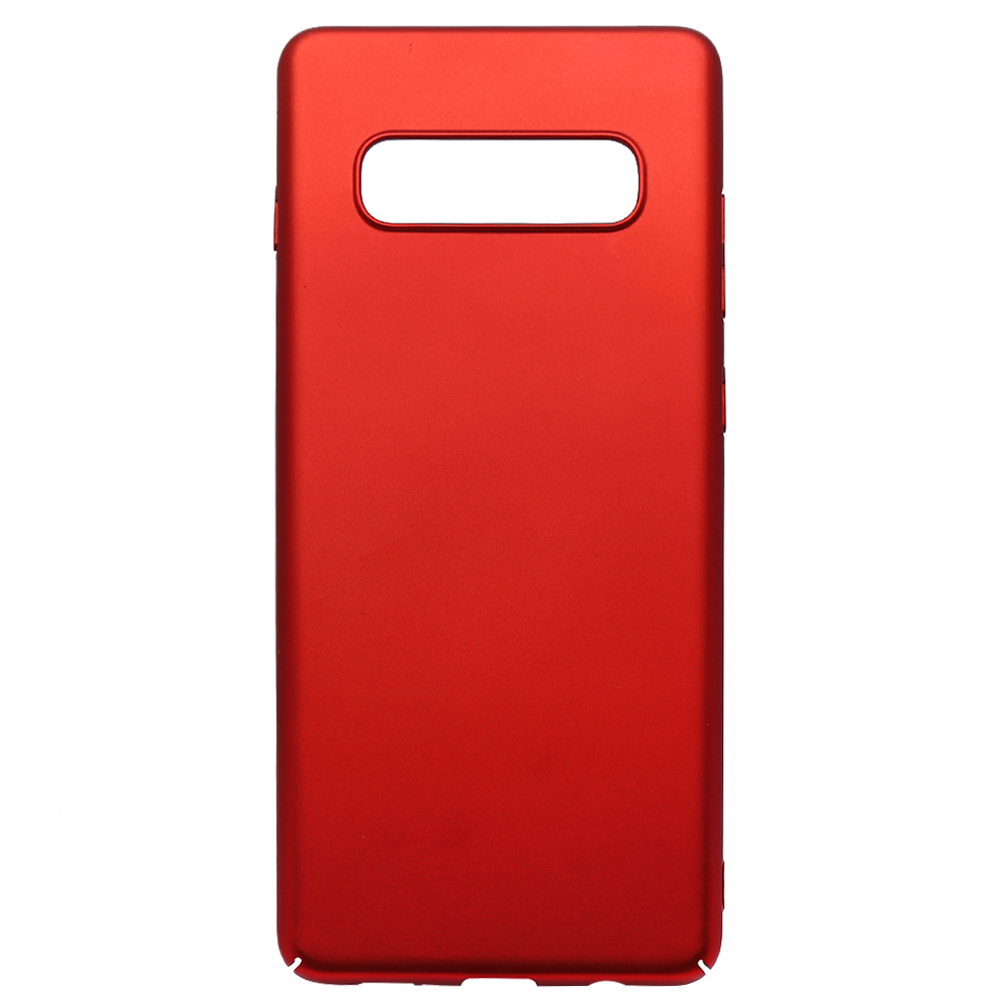 Carcasa Samsung Galaxy S10 G973 Just Must Uvo Red