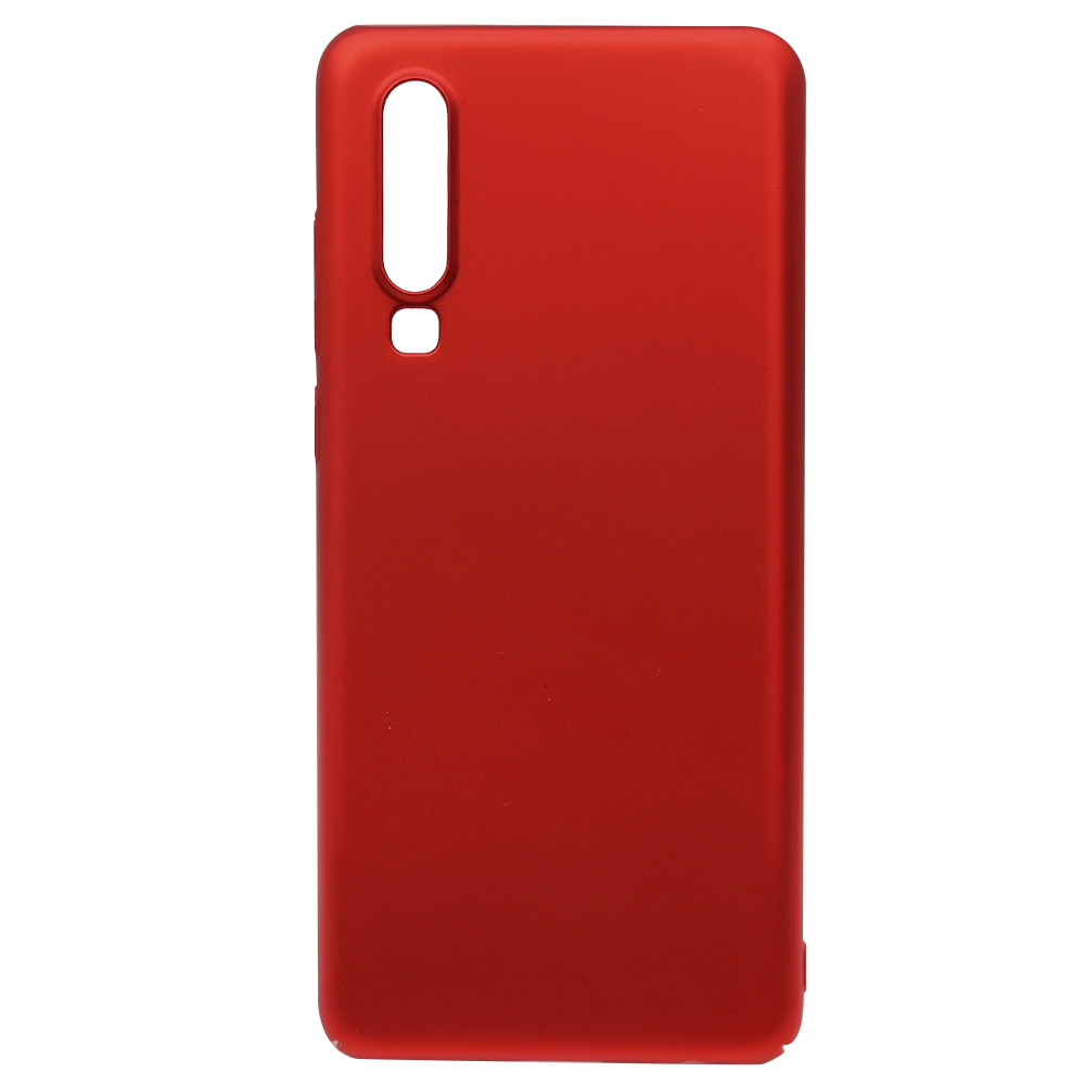 Carcasa Huawei P30 Just Must Uvo Red