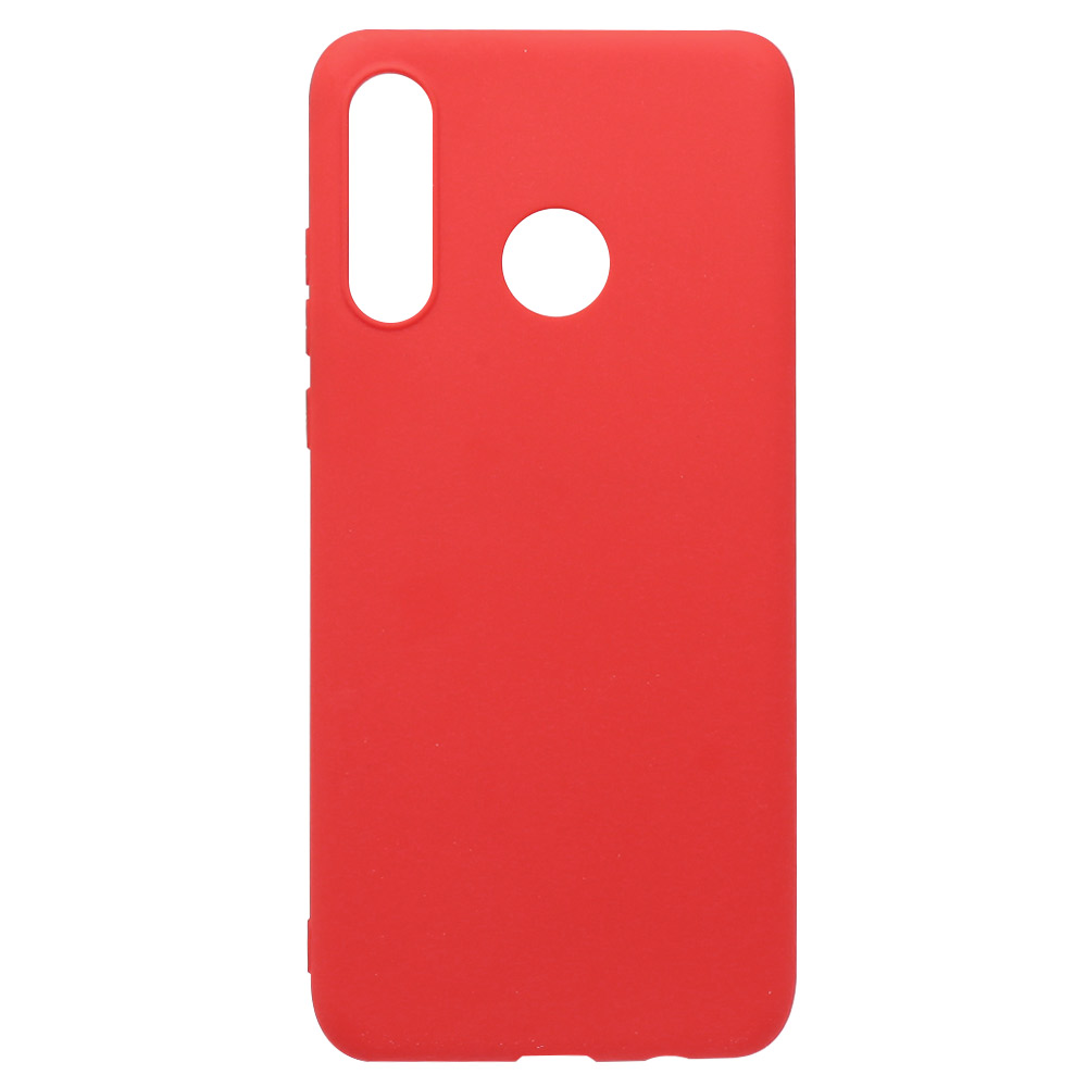 Husa Huawei P30 Lite Just Must Silicon Candy Red
