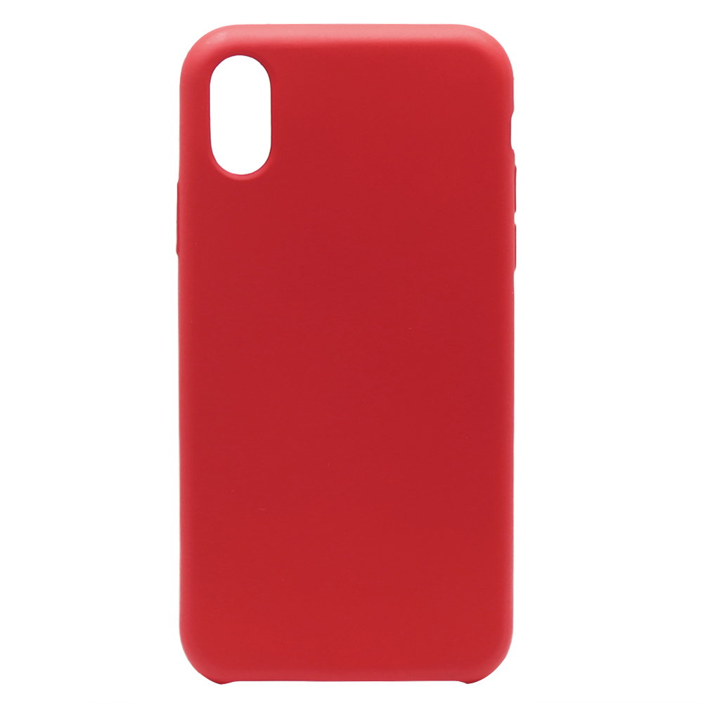 Carcasa iPhone XS / X Lemontti Aqua Red