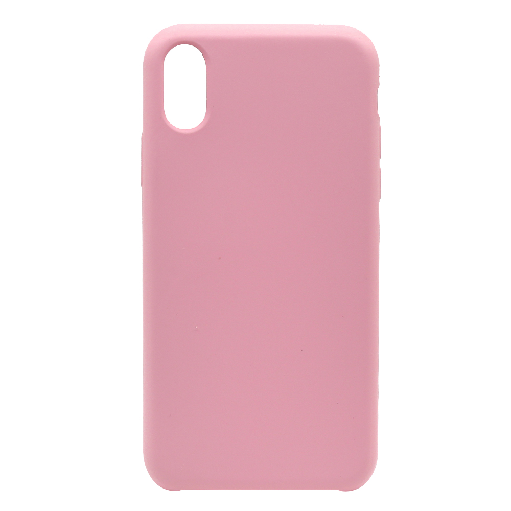 Carcasa iPhone XS / X Lemontti Aqua Rose Pink