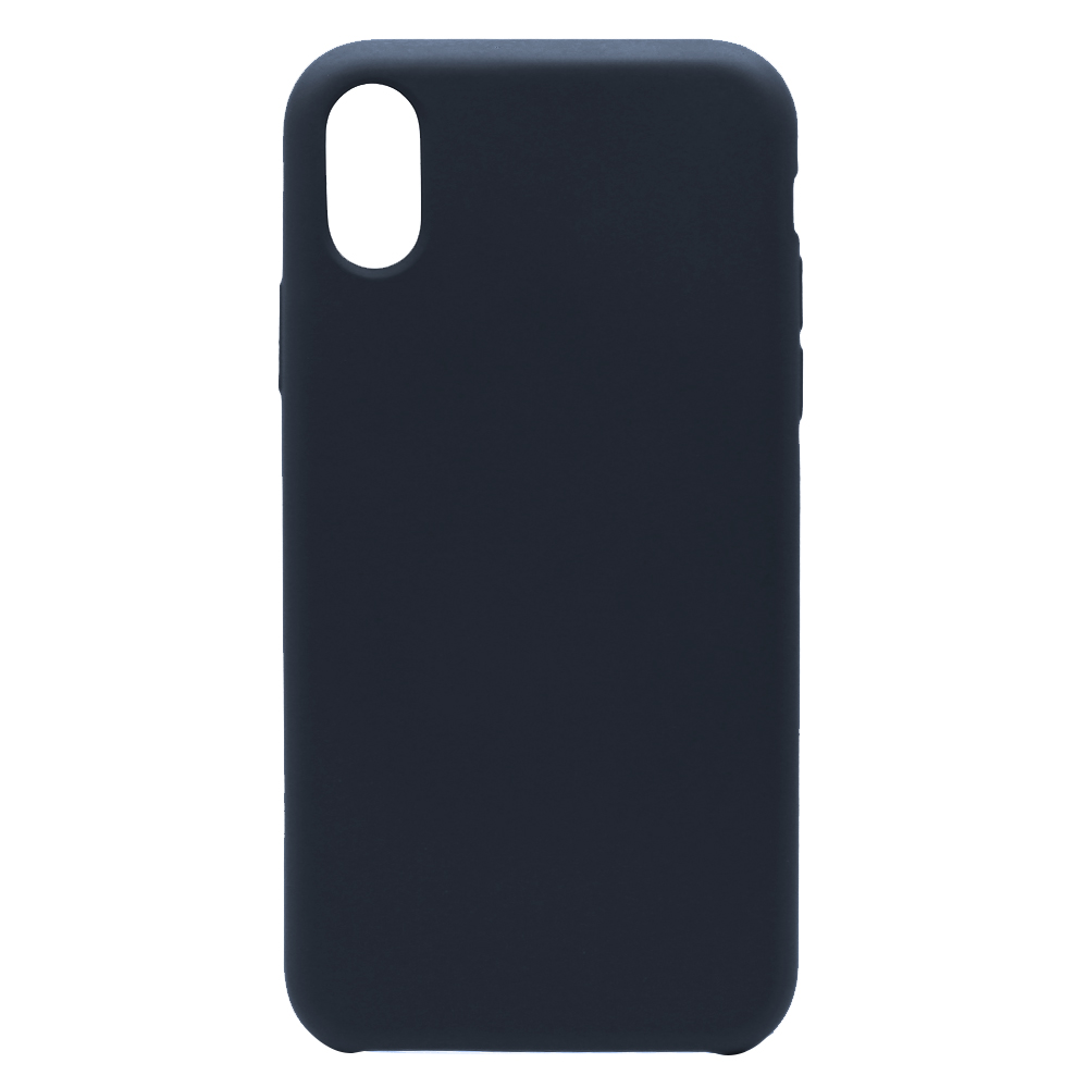Carcasa iPhone XS / X Lemontti Aqua Royal Blue