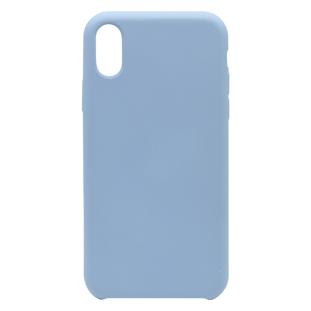 Carcasa iPhone XS / X Lemontti Aqua Lilac Blue