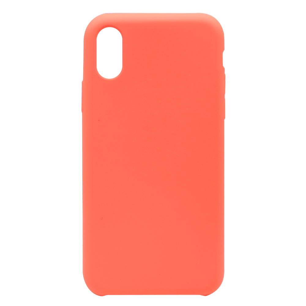 Carcasa iPhone XR Lemontti Aqua Peach Pink
