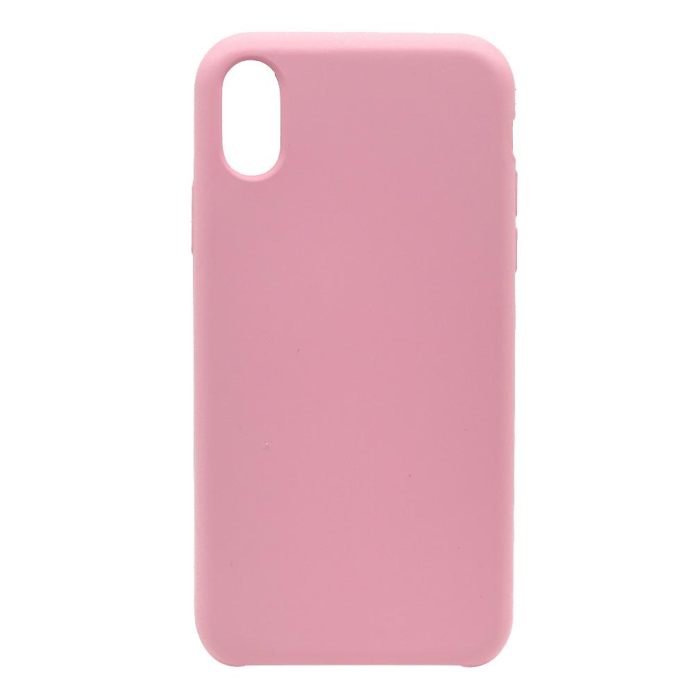 Carcasa iPhone XR Lemontti Aqua Rose Pink