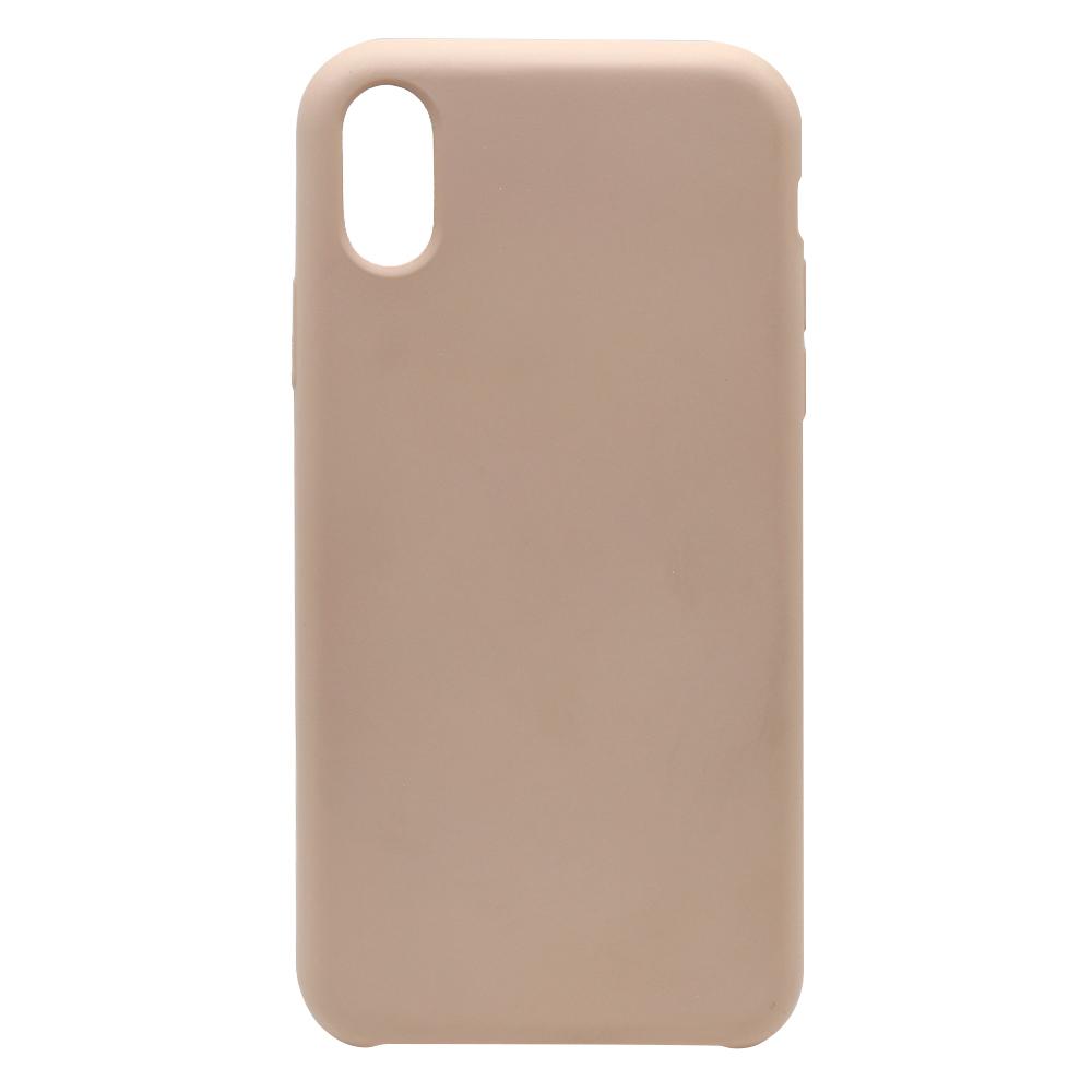 Carcasa iPhone XS Max Lemontti Aqua Pink Beige