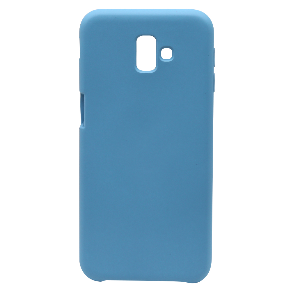 Carcasa Samsung Galaxy J6 Plus Lemontti Aqua Azure Blue