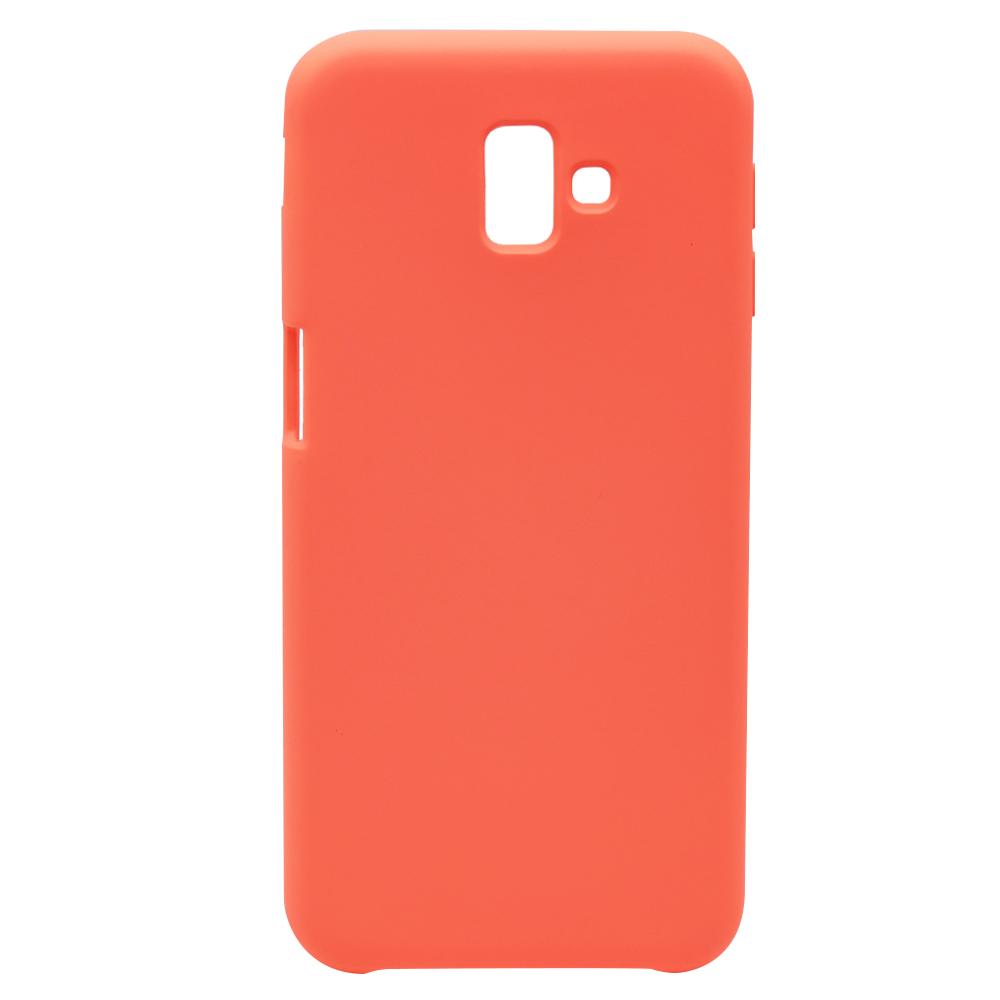Carcasa Samsung Galaxy J6 Plus Lemontti Aqua Peach Pink