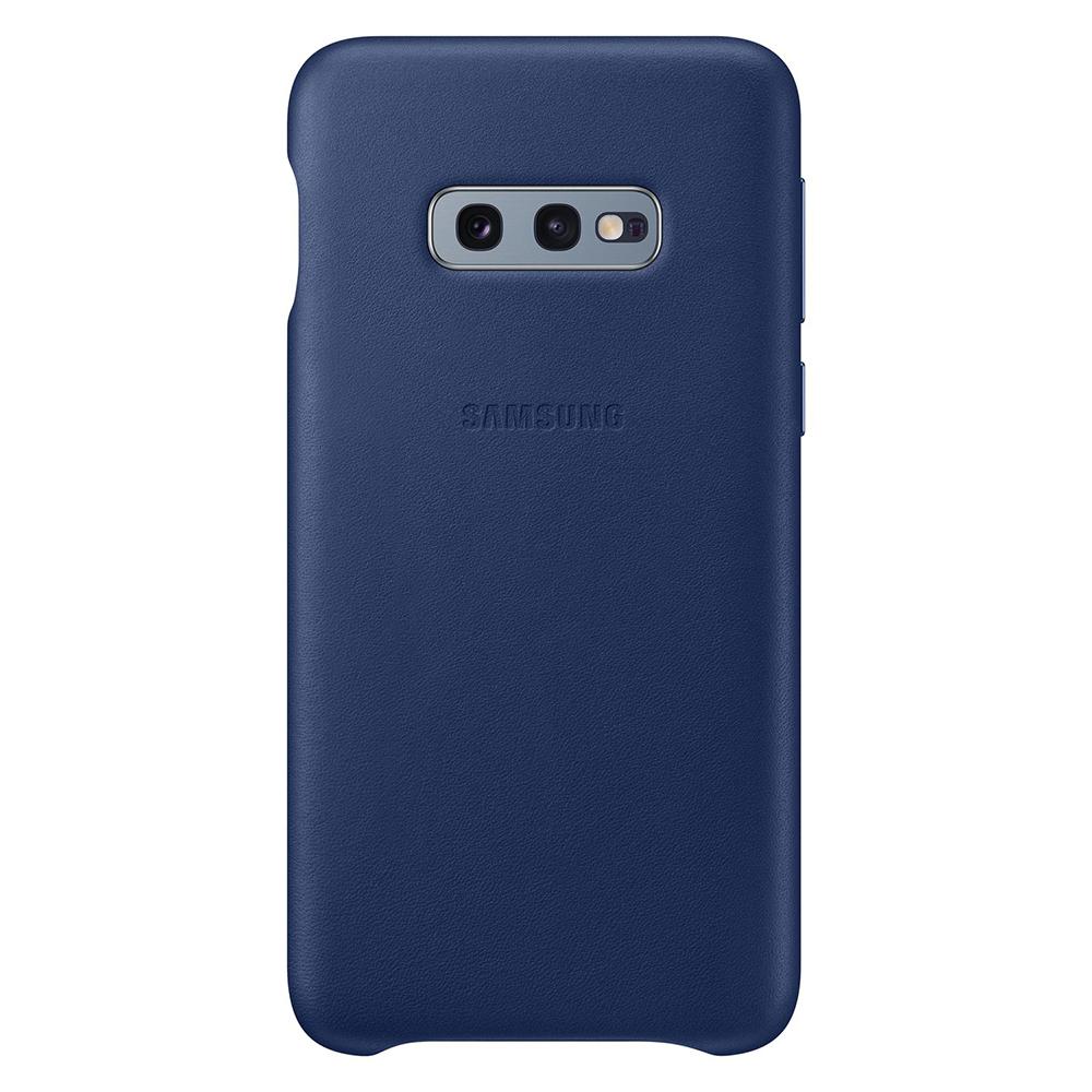 Carcasa Samsung Galaxy S10e G970 Samsung Leather Cover Navy