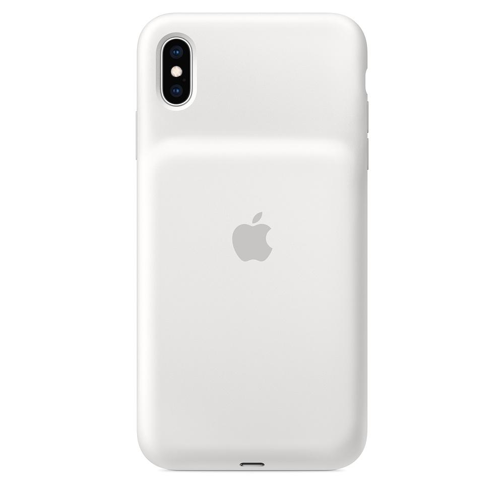 Carcasa iPhone XS Max Apple Smart Battery White