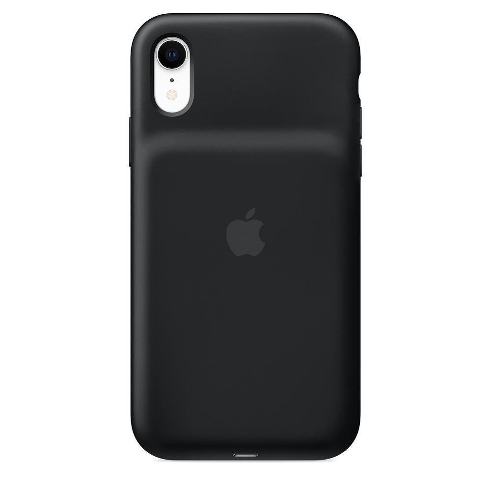 Carcasa iPhone XR Apple Smart Battery Black