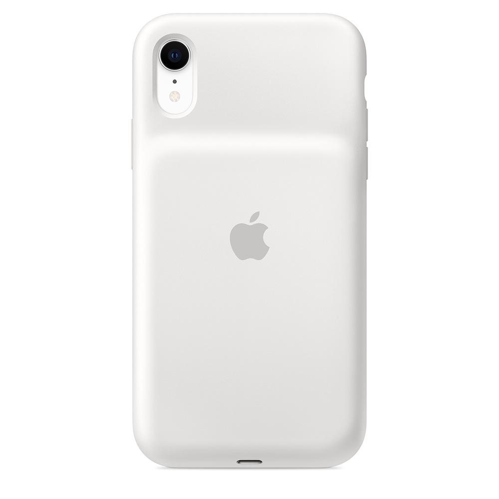 Carcasa iPhone XR Apple Smart Battery White